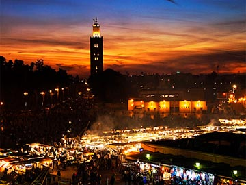 Fes to Marrakech Desert Excursions (3 days, 4 days or 5 days)