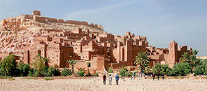 Fez to Marrakech and Camel Ouarzazate/ Kasbah Ait Ben Haddou/ Marrakech