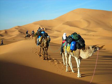 Marrakech to Merzouga Excursion (4days and 3 nights)