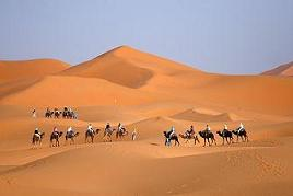 merzouga Desert tour in 4 days and 3 nights Marrakech / Gorges Dades and Todra / Merzouga
