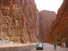 Day 5: Erfoud/gorges todra&dades/Ouarzazate