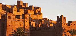 Marrakech,Gorges and Desert tour in 4 days and 3 nights